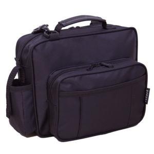 軽量 メンズ軽量 ショルダーバッグ 横型 ヨコ型ショルダーバッグ ビジネスバック #8107|suzion-line