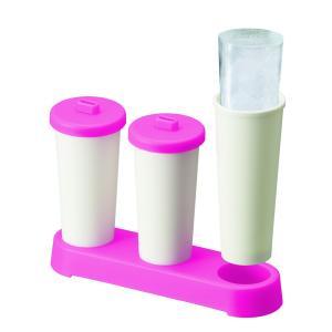 キッチン用品 円柱状の氷がつくれる アイススタンド氷柱 つらら 水筒|suzion-line