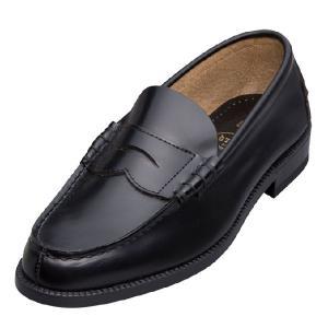 ケンフォード 正規品 ローファー KENFORD K418L  BLK ブラック リーガル メンズ ビジネス シューズ suzuchu-footwear