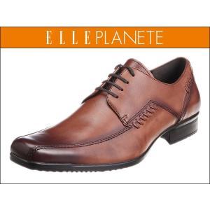 マドラス エル プラネット ELLE PLANETE PT5034 COG コニャック  スワール メンズ ビジネスシューズ|suzuchu-footwear