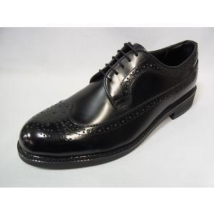 ケンフォード ウィングチップ KENFORD KN35 AAJ BLK ブラック メンズ リーガル 正規品 紳士靴