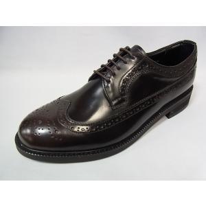 ケンフォード 正規品 ウィングチップ KENFORD KN35 AAJ DBR ダークブラウン リーガル 人気 紳士靴 suzuchu-footwear