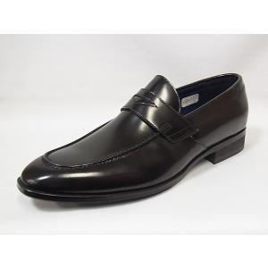 ケンフォード 正規品 ローファー メンズ ビジネスシューズ KENFORD KN73 AC5 BLK ブラック 3E リーガル 新作 紳士靴 suzuchu-footwear