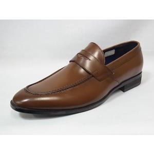 ケンフォード 正規品 ローファー メンズ ビジネスシューズ KENFORD KN73 AC5 BRN ブラウン 3E リーガル 新作 紳士靴 suzuchu-footwear