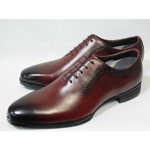 マドラス 正規品 モデロ madras MODELLO DM8002 BUG バーガンディ メンズ ビジネスシューズ 防水 紳士靴|suzuchu-footwear