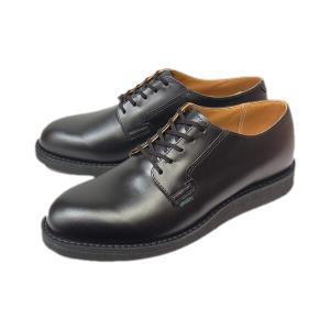 レッドウィング ポストマン ブーツ REDWING 101 POSTMAN OXFORD オックスフォード  BLACK ブラック|suzuchu-footwear