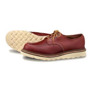 レッドウィング ブーツ ワーク オックスフォード REDWING 8103 Work oxford ORO RUSSET オロラ・セット|suzuchu-footwear