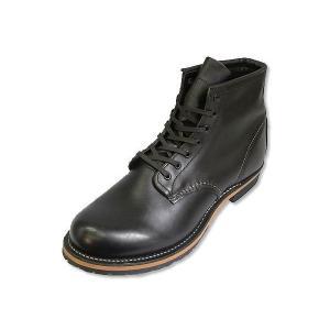 レッドウィング ベックマン ブーツ REDWING 9014 BECKMAN BOOTS BLACK ブラック|suzuchu-footwear