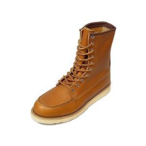 レッドウィング ブーツ 9877 REDWING 9877 Gold Russet Sequoia ゴールドラセット セコイヤ|suzuchu-footwear