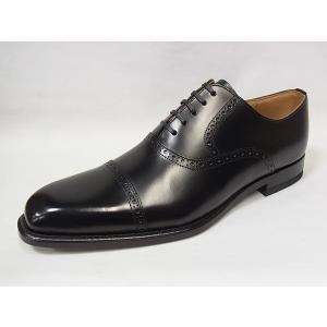 リーガル 正規品 靴 メンズ ストレートチップ REGAL 122R AL BLK ブラック ビジネスシューズ|suzuchu-footwear