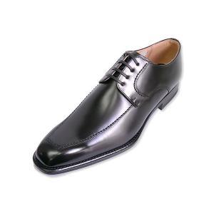 リーガル 正規品 靴 メンズ REGAL 124R AL BLK ブラック Uチップ ビジネスシューズ|suzuchu-footwear