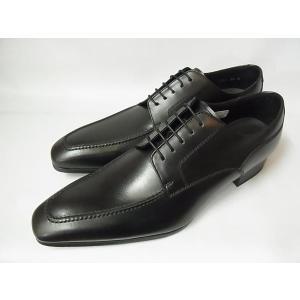 リーガル Uチップ REGAL 12LR BD BLK ブラック メンズ ビジネスシューズ 正規品 紳士靴|suzuchu-footwear