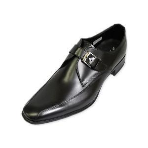 リーガル 靴 メンズ モンクストラップ REGAL 728R AL BLK ブラック|suzuchu-footwear
