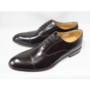 リーガル 正規品 靴 メンズ ストレートチップ REGAL 811R AL DBR ダークブラウン 紳士靴|suzuchu-footwear