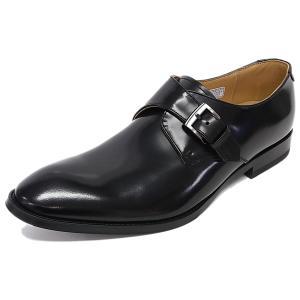 リーガル 正規品 靴 メンズ REGAL 813R AL BLK ブラック モンクストラップ