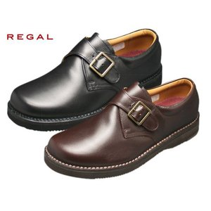 リーガルウォーカー REGAL WALKER JJ25 AG モンクストラップ メンズ ビジネス カジュアル ウォーキング セール|suzuchu-footwear