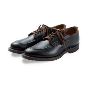 レッドウィング シューズ 1930s Sport Oxford スポーツ オックスフォード REDWING 8070 Black Klondike ブラック クロンダイク フラットボックス|suzuchu-footwear