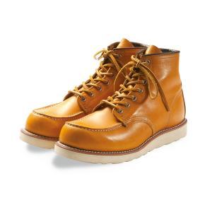 レッドウィング ブーツ 9875 REDWING 9875 Gold Russet Sequoia ゴールドラセット セコイヤ|suzuchu-footwear