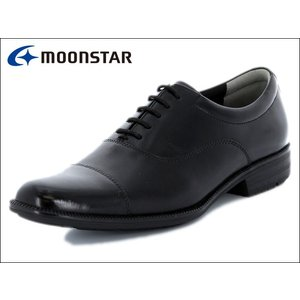ムーンスター バランスワークス MOONSTAR BALANCE WORKS SPH4601 BLK ブラック 黒 ストレートチップ メンズ ビジネスシューズ|suzuchu-footwear