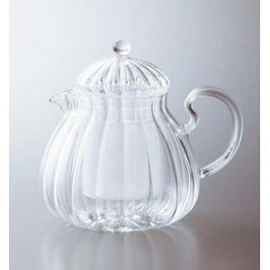 お茶ポット 耐熱ガラス ティーフォーツー ウェーブ |suzuhiro-2
