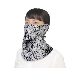 UVカットマスク 日焼け防止 ヤケーヌフィットプリズム耳カバー付 [M便 1/3]