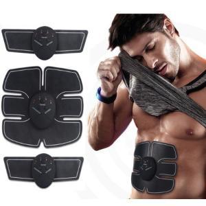 商品名:腹筋トレーニング シックスパッド リモコン 電池式 男女兼用 無線 フィットネスマシン ウエ...