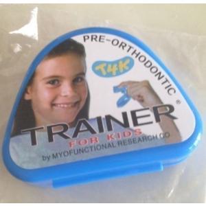 商品名:Dental T4K 歯列矯正 器具 マウスピース グリーン/オーラルケア/トレイナー/トレ...