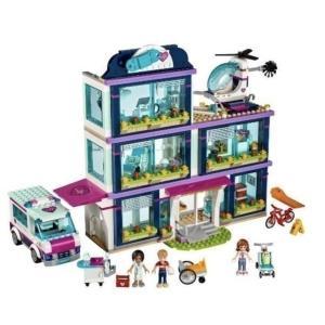 商品名:レゴ ( LEGO ) 互換 フレンズ ハートレイクシティの病院 LIEPIN41318 9...