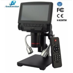 商品名:Andonstar 新しい hdmi/usb 顕微鏡 長い物 体距離 デジタル 顕微鏡用 携...