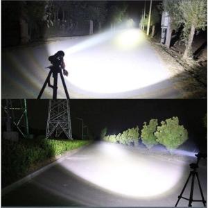 商品名:超強力 軍事用 LED タクティカルライト 懐中電灯 8000ルーメン サバイバル、キャンプ...