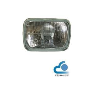 ハロゲンヘッドランプユニット(シールドビーム) 12V 角2灯用|suzuki-buhin-r
