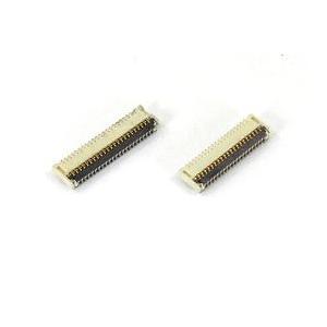 DSLite対応 部品 液晶 フレキ接続コネクタ 上下セット   suzukiag