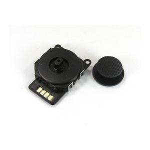 PSP 修理 パーツ アナログスティックユニットパッド ・ブラック PSP2000対応互換品    コントローラー( ボタン付)2色からチョイス  修理用部品  |suzukiag