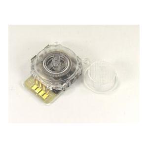 PSP 修理 パーツ アナログスティックユニットパッド ・クリアー( ボタン付) PSP2000対応互換品   2色からチョイス コントローラー 修理対応部品  |suzukiag