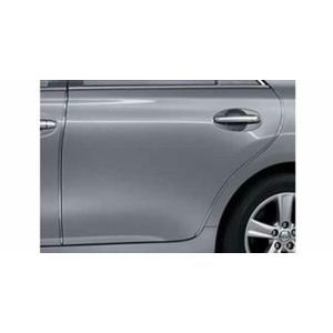 マークX ドアエッジプロテクターステンレス製1台分セット  トヨタ純正部品 パーツ オプション suzukimotors-dop-net