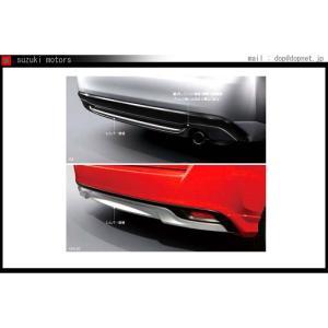 インプレッサ リヤバンパーパネル SPORT用 スバル純正部品 GK6 GK7 GT6 GT7  パーツ オプション|suzukimotors-dop-net