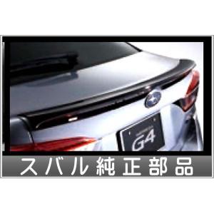 インプレッサ STI トランクリッドスポイラー スバル純正部品 GK6 GK7 GT6 GT7  パーツ オプション|suzukimotors-dop-net