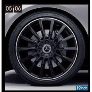 Cクラス(セダン、ステーションワゴン) AMG19インチマルチスポークアルミホイール ベンツ純正部品 DBA DAA LDA CBA パーツ オプション|suzukimotors-dop-net