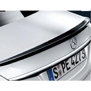 Cクラス(セダン、ステーションワゴン) トランクリッドスポイラー(セダン用) ベンツ純正部品 DBA DAA LDA CBA パーツ オプション|suzukimotors-dop-net