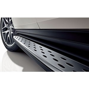 GLE ランニングボード SUV用 ベンツ純正部品 LDA CBA  パーツ オプション suzukimotors-dop-net