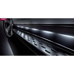 GLE ランニングボード クーペ用 ベンツ純正部品 LDA CBA  パーツ オプション suzukimotors-dop-net