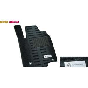 GLE フロアマット ベーシック  ベンツ純正部品 LDA CBA  パーツ オプション suzukimotors-dop-net