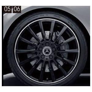 Cクラス(クーペ、カブリオレ) AMG19インチマルチスポークアルミホイール ベンツ純正部品 DBA CBA  パーツ オプション|suzukimotors-dop-net