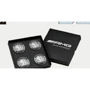 Cクラス(クーペ、カブリオレ) AMGハブキャップ ベンツ純正部品 DBA CBA  パーツ オプション|suzukimotors-dop-net
