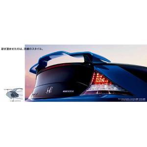 crho005 CR-Z テールゲートスポイラー  ホンダ純...