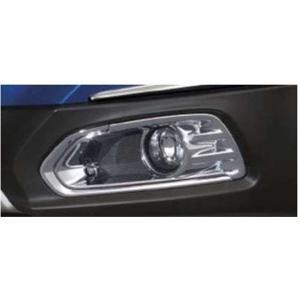 SX4 S-CROSS フォグランプガーニッシュ 左右セット  スズキ純正部品 パーツ オプション|suzukimotors-dop-net