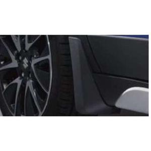 SX4 S-CROSS フロントマッドフラップセット 左右(2枚)セット  スズキ純正部品 パーツ オプション|suzukimotors-dop-net