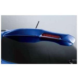 SX4 S-CROSS ルーフエンドスポイラー  スズキ純正部品 パーツ オプション|suzukimotors-dop-net