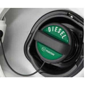 CX-5 フューエルフィラーデカール マツダ純正部品 KFEP KF5P KF2P パーツ オプション suzukimotors-dop-net