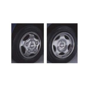 デュトロ メッキホイールキャップ(1台分セット)  日野純正部品 パーツ オプション|suzukimotors-dop-net
